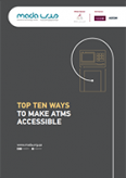 Top Ten Ways To Make ATMS Accessible
