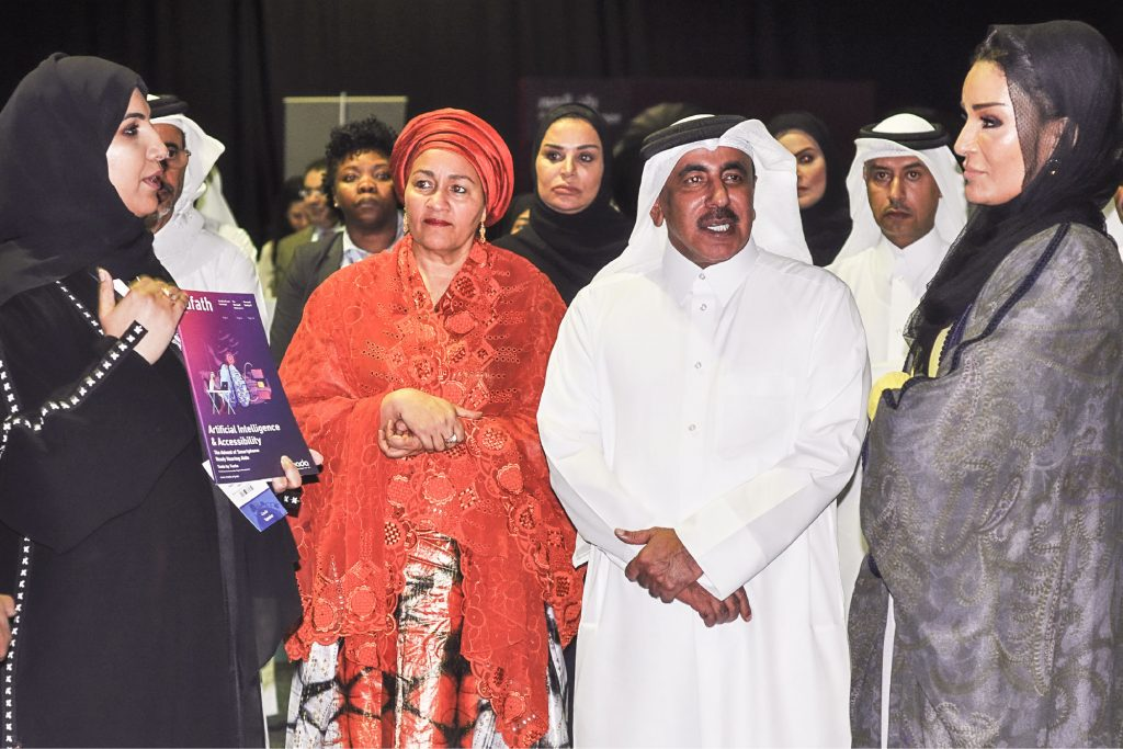 Doha International Conference on Disability and Development