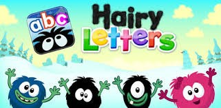 Hairy Letters